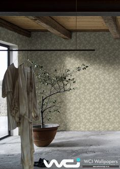 Leading wallpaper supplier & installer in Southern Africa, offering expert advice for small to large scale wall coverings commercial & residential projects. Wallpaper Suppliers, Dining Room Wallpaper, Bespoke Design, Wallpaper Ideas, Ranges, South Africa, Custom Design, Range