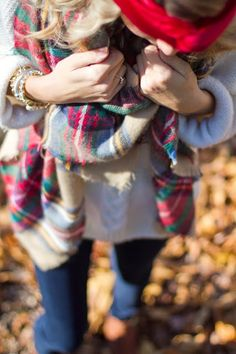 Little Blonde Book by Taylor Morgan | A Life and Style Blog : Crisp Air & Blanket Scarves