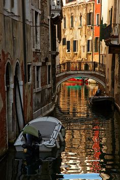 Venice, late afternoon