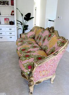 love the different fabrics