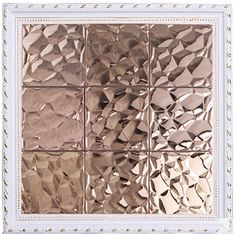 TST Stainless Steel Mosaic Tile Pink Raised Surface Bar Counter Background Interior Decor. It is easy for cutting the tile when coming to concerns during installation. The metallic luster of these tiles make strong feeling of modern industry.  View more : http://www.tstmosaictiles.com/index.php?route=product/product&path=18_61&product_id=246
