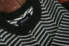 #Brixton 'Gully' Sweater