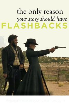 Flashbacks are handy for sharing backstory. But they're frequently misused and abused. Here's how to decide if your story needs flashbacks.
