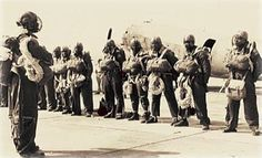 These were America's first African-American paratroopers  by Logan Nye - Feb 23, 2016