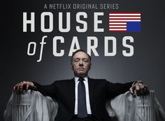 House of cards - Foda!!!