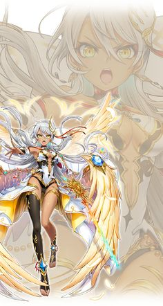 Female Character Concept, Fantasy Character Design, Character Art, Anime Art Fantasy, Fantasy Girl, Anime Angel, Anime Demon, Anime Art Girl, Anime Guys