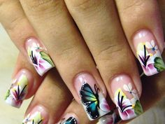 Nails Designs for Spring