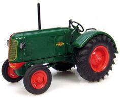 Oliver Standard 70 1947 1:43 Tractor agrícola UH Hachette Diecast