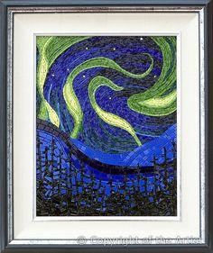 """""""Aurora"""" by Terry Nicholls"""