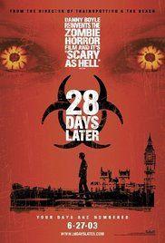 28 dagar senare Poster