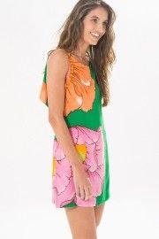 vestido curto bloomming