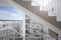 Gallery - Carré Lumière / LAN Architecture - 20