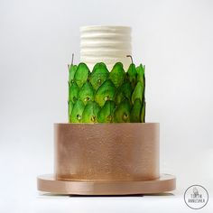 Золото и груши торт №1757 на заказ в Москве