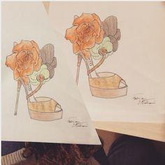 Shoes designe
