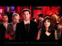 A Little Too Much - Natasha Bedingfield (Lyrics on screen) Something Borrowed