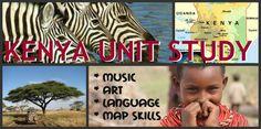 Kenya Unit Study