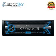 Sony MEX-N4100BT CD/MP3 Car Stereo with Built-in Bluetooth Front USB and AUX - B #Sony
