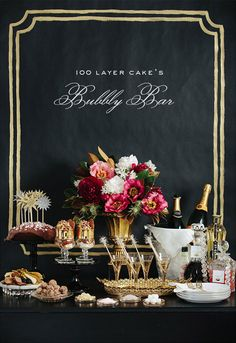 Who wouldn't love a Bubbly Bar?