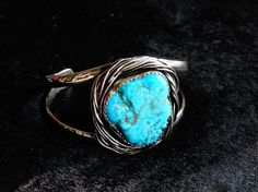Native american mexican jewellery - Made it from Kokopelli Guadarrama :-) Mexican Jewelry, Turquoise Bracelet, Native American, Jewelry Making, Jewellery, Bracelets, How To Make, Nice Asses, Jewels