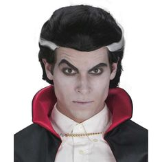 Adult Menu0027s Classic V&ire Wig  sc 1 st  Pinterest & Halloween wig master vampire by Boland B.V. http://www.amazon.co.uk ...