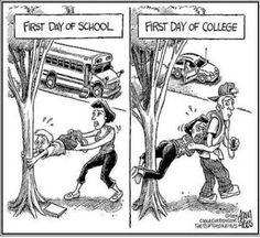 First day of school #backtoschool  http://www.easybaby.it/bambino/asilo-e-scuola-bambino/