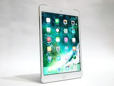Apple iPad mini 2 32GB Wi-Fi  Cellular (Unlocked) 7.9in - Silver