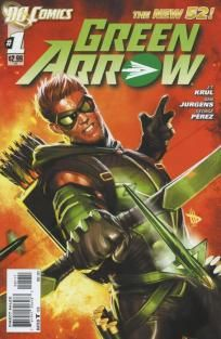 Green Arrow 1 2 3 4 5 6 complete set ---> shipping is $0.01!!!