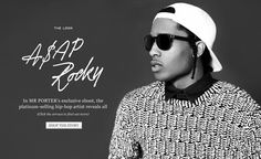 Soundcloud Fashion Killa Asap Rocky A AP Rocky proves yet again
