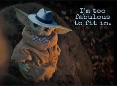 Yoda Meme, Yoda Funny, Cute Pikachu, Star Wars Humor, Bruce Lee, Star Wars Art, Mandalorian, My Princess, Laugh Out Loud