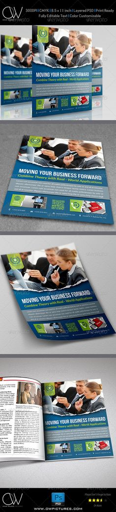 Corporate Business Flyer Vol.9