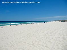 Top 10 things to do in Perth #2 - Summer Swimming at Perth Beaches - click the image for the rest of the list of things to do in Perth.