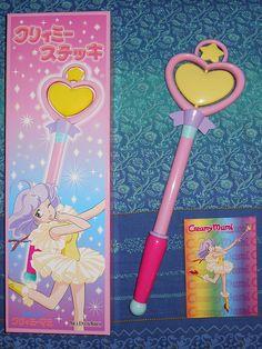 Official Studio Pierrot Creamy Mami Wand