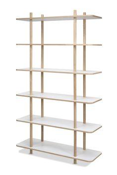 Skagerak Do Shelf System 6 Shelves Rack 1