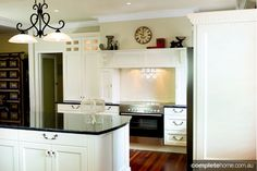 Just love his designs - Allan Aitken - Kitchen Update Interior Design