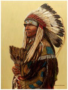 Art western / divers styles / indiens