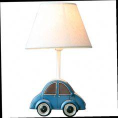Moderne Simple Lampe De Table Cartoon Amour Ours Abat Jour En Linge