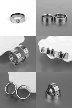 [Visit to Buy] Drop shipping 1PCS Movie Resident Evil Ring Red Umbrella Ring Logo Stainless Steel Rings Unisex Jewelry Wholesale Free shipping #Advertisement