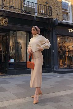 Modest Fashion Hijab, Modern Hijab Fashion, Street Hijab Fashion, Modesty Fashion, Hijab Fashion Inspiration, Muslim Fashion, Aesthetic Fashion, Aesthetic Clothes, Classy Outfits