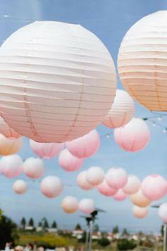 La inspiración de la boda rosa - Weddbook