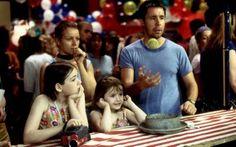 "Sarah Bolger, Samantha Morton, Emma Bolger and Paddy Considine, ""In America"", 2002"