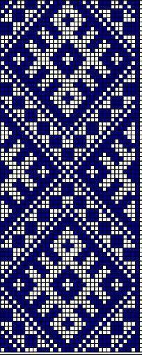 Inkle Weaving, Inkle Loom, Tablet Weaving, Bead Weaving, Knitting Charts, Knitting Patterns, Crochet Patterns, Filet Crochet, Crochet Chart