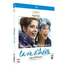 La vie d'Adèle Blu-Ray