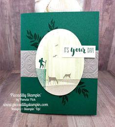 Afbeeldingsresultaat voor stampin up seize the day Seize The Days, Stamping Up Cards, Stampin Up, Birthday Cards, Card Making, Paper Crafts, Scrapbook, Handmade, Card Ideas