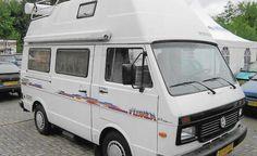 Volkswagen campervan LT Florida!
