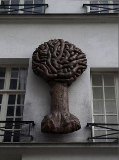 Rue Mouffetard, Paris V (cw12)