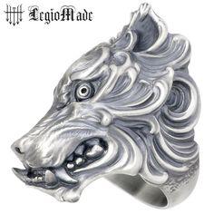 Legio Made- Wolf ring