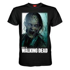 King of Merch - Herren T-Shirt - The Walking Dead Silent Cry Daryl Dixon Rick Grimes Glenn Carl Carol Abraham Morgan Maggie Michonne Sasha Zombies Untote Apokalypse TV Serie AMC Kult Schwarz M King http://www.amazon.de/dp/B017VZSDC8/ref=cm_sw_r_pi_dp_i.zywb1H50RX0