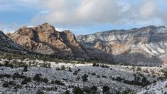 Winter Hours, Programs, and Safety | Red Rock Canyon Las Vegas