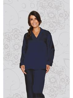 Nattøj luksus silke pyjamas 100% silke fra WIKI