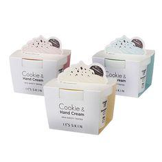 [It'S SKIN] Cookie & Hand Cream - 80ml